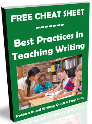 Free eBook Best Practices Teach Writing