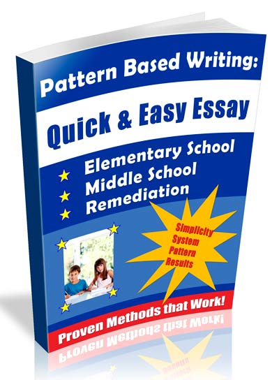 Elementary and Middle School Writing Curriculum