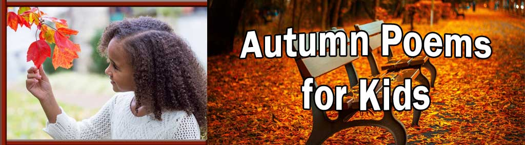 Autumn Poems for Kids