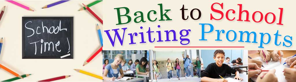 Back-to-School Writing Prompts and Activities | Teaching
