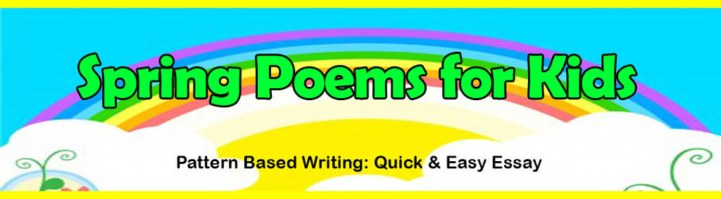 Classic Spring Poems for Kids – Free eBook – Over 40 Classic Spring Poems