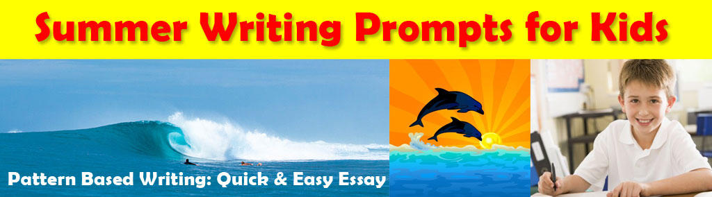 Summer Writing Prompts for Children