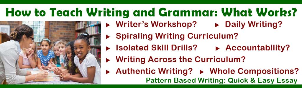 teaching writing and grammar writer s workshop spiraling writing  teaching writing and grammar writer s workshop spiraling writing curriculum authentic writing and